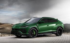 Картинка Lamborghini, 2018, TopCar, Urus