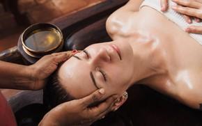 Картинка woman, massage, oil
