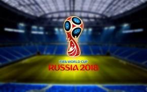 Картинка Спорт, Лого, Футбол, Санкт-Петербург, Логотип, Россия, Zenit, 2018, Stadium, ФИФА, FIFA, СПБ, Санкт Петербург, Saint …