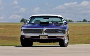 Картинка Dodge, Car, Purple, Charger