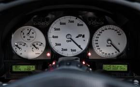 Картинка McLaren, Панель приборов, High Downforce Package, LM-Spec