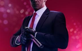 Картинка Agent 47, IO Interactive, Warner Bros. Interactive Entertainment, Hitman 2