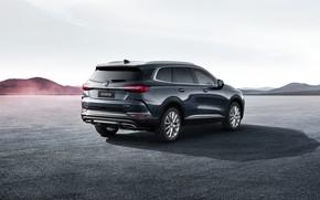 Картинка China, Buick, 2019, Buick Enclave China