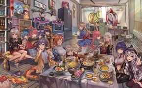Картинка девушки, персонажи, Honkai Impact 3rd