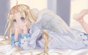 Картинка ангел, девочка, tate no yuusha no nariagari, firo
