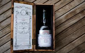 Картинка фон, коробка, бутылка, бренд