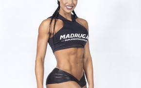 Картинка smile, brunette, fitness, Gracyanne Barbosa