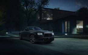 Картинка Rolls-Royce, sportcar, Rolls-Royce Wraith