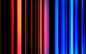 Картинка lights, фон, цвет, радуга, red, logo, texture, blue, lines, фон background, скачать обои, скачать обои …