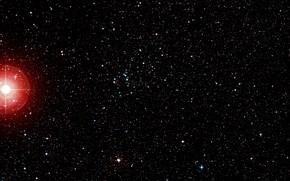 Картинка Star, Stars, Digitized Sky Survey 2, Vela, ESO, DSS 2, DSS2, VLT, Very Large Telescope, …
