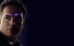 Картинка Марк Руффало, Avengers: Endgame, Терпилы Таноса, Не зелёный Халк