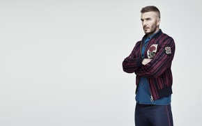 Картинка взгляд, мужчина, David Beckham, kent and curwen