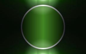 Картинка круг, градиент, подсветка