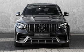 Картинка Mercedes-Benz, вид спереди, AMG, Inferno, 2018, TopCar, GLC 63