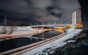Картинка зима, Lietuva, Kaunas