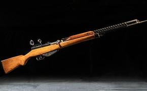 Картинка Россия, Герман Коробов, Самозарядная винтовка, ТКБ-386