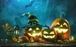 Картинка Halloween, тыква, Хеллоуин