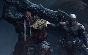 Картинка Война, Раздор, Darksiders Genesis, Всадники Апокалипсиса