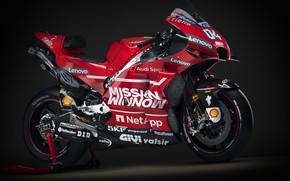 Картинка мотоцикл, байк, Ducati, Desmosedici, 2019, Desmosedici GP19, GP19