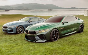 Картинка concept, BMW, Gran Coupe, 2020
