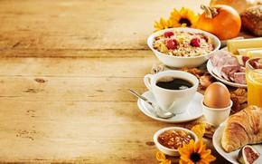 Картинка ягоды, еда, завтрак, сок, фрукты, джем, нарезка, гранола