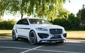 Картинка Jaguar, CLR, Tuning, Lumma Design, F-Pace