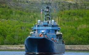 Картинка корабль, большой, десантный, александр отраковский