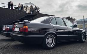 Картинка BMW, E34, ALPINA, B10, 5-Series