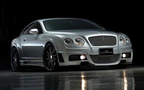 Картинка car, sport, bentley, auto, tuning, wald, premium, bentley continental gt, english