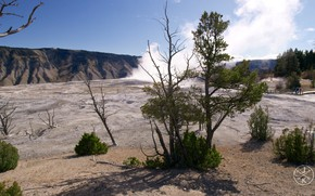 Картинка природа, сша, национальный парк