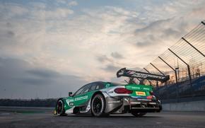 Картинка BMW, DTM, 2019, Силуэт-прототип, BMW M4 DTM (F82), Антикры