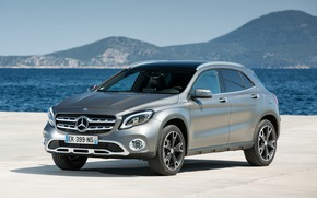 Картинка Mercedes-Benz, 220, GLA, X156, Worldwide, d 4MATIC