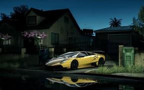 Картинка Lamborghini, NFS, Murcielago, Electronic Arts, Need For Speed, Need For Speed 2015