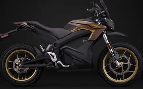 Картинка фон, мотоцикл, Zero