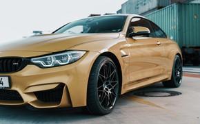 Картинка BMW, coupe, sportscar, sports car, bmw m4, spoke