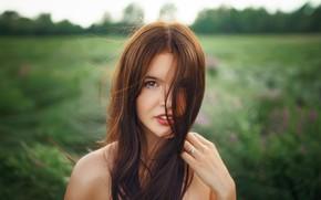 Картинка взгляд, Девушка, Alexander Drobkov-Light, Юлия Худолеева