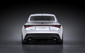 Картинка car, Lexus, sport, exterior, F sport, 2021