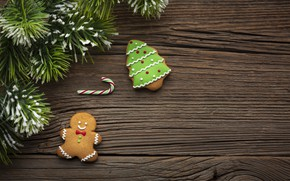 Картинка сладости, Happy New Year, ёлка, печенье, Happy Christmas, New Year, Christmas, Новый год, Рождество