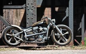 Картинка Harley Davidson, Bike, Harley-Davidson, Custom, Thunderbike, By Thunderbike