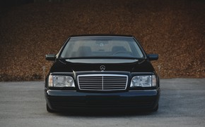 Картинка s-klasse, long, s500, w140, Mercedec - Benz
