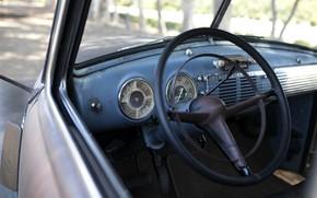 Картинка 150, руль, пикап, 2018, GMC, 1949, ICON, Long Bed Derelict, GMC 150