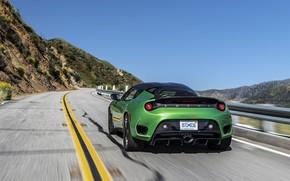 Картинка Lotus, на дороге, 2020, Evora GT