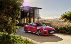 Картинка Audi, Sportback, RS 7, RS7, 2020