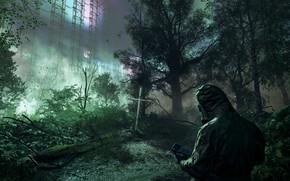 Картинка game, Чернобыль, сталкер, The Farm 51, 2019, Chernobylite