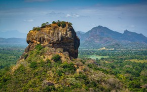 Картинка Шри-Ланка, Sigiriya, Pidurangala, Matale District