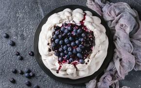 Картинка ягоды, торт, десерт, безе, Natasha Breen