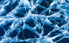 Картинка ice, winter, lake