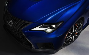 Картинка фара, Lexus, RC F, 2019