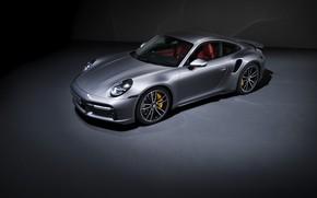 Картинка 911, Porsche, Turbo S, 2020, 992