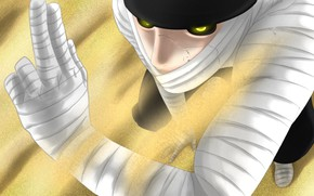 Картинка песок, Наруто, Naruto, каге